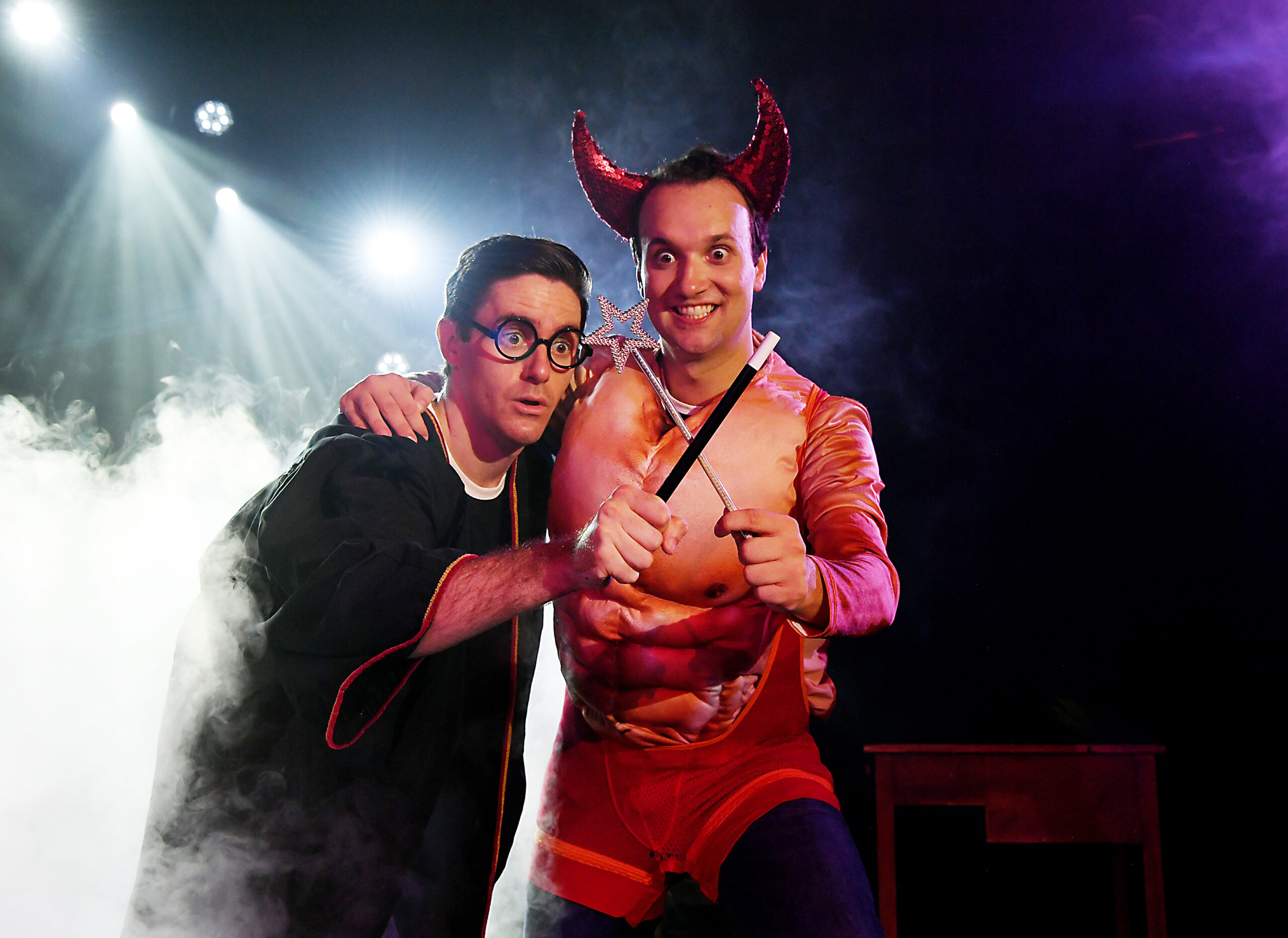 """Acclaimed """"Potter Potter"""" – The Harry Potted Parody Re-Opens At Bally's Las Vegas"""