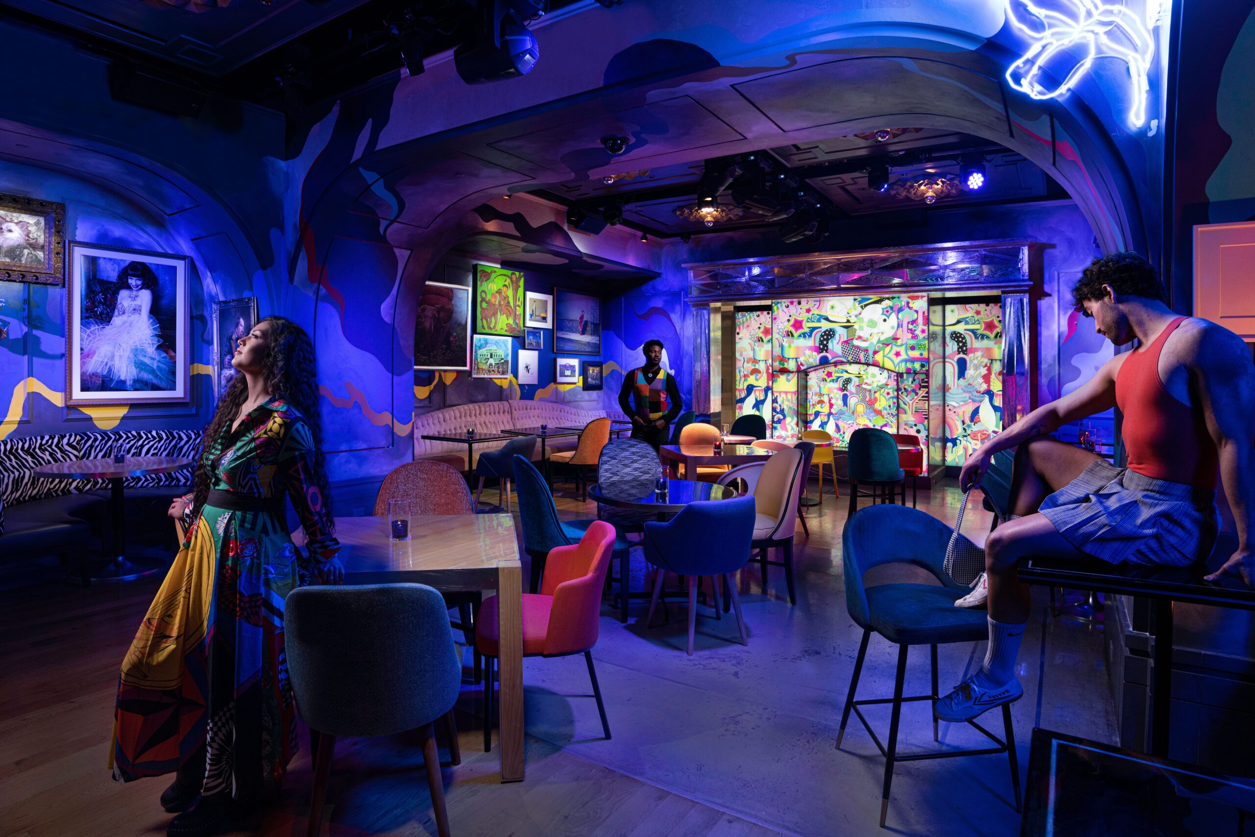 Spiegelworld Debuts Superfrico At The Cosmopolitan Of Las Vegas
